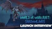 《魔獸世界:暗影之境》- Patrick Dawson & Sarah Verrall 發行訪談