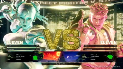 Street Fighter 5 Champion Edition - Eleven Preview