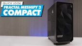 Fractal Meshify 2 Compact 機殼 - 快速查看