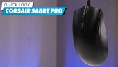 Corsair Sabre Pro - 快速查看
