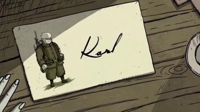 Valiant Hearts: The Great War - Karl Trailer