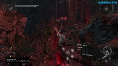 Nioh - Alpha demo gameplay