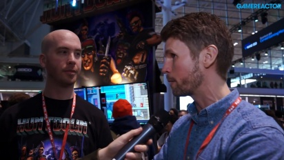 Huntdown - Tommy Gustafsson & Andreas Rehnberg Interview