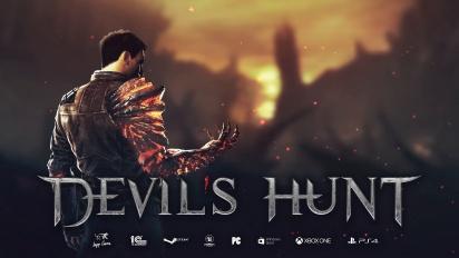 Devil's Hunt - Official Announcement Teaser Trailer
