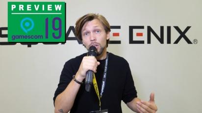 《漫威復仇者聯盟》 - Gamescom 預覽