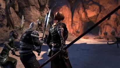 The Elder Scrolls Online: Harrowstorm - Gameplay Trailer