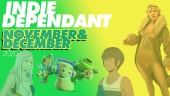 Indie Dependent - 11月-12月