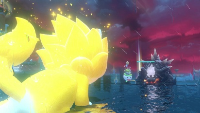 《狂怒世界》- 最終戰鬥、結尾、解鎖額外的瑪利歐與庫巴貓咪造型