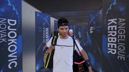 AO International Tennis - Developer Diary