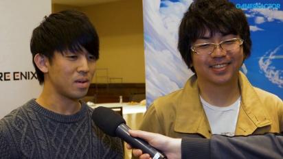 《勇者鬥惡龍XI 尋覓逝去的時光》- Hokuto Okamoto & Hikari Kubota 訪談