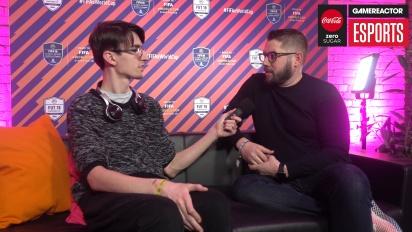 FUT 冠軍盃曼徹斯特站 - Brent Koning 訪談