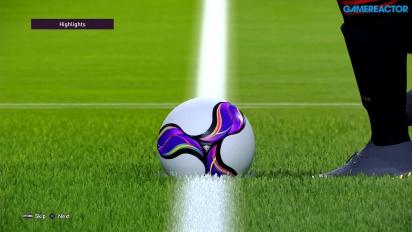 《實況足球 2020》- 完整 1v1 多人對戰 Gameplay