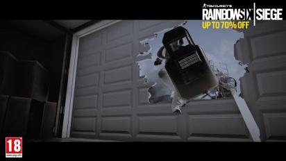 Rainbow Six: Siege - 7 Day Free Trial Trailer