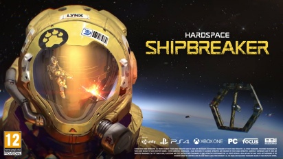 Hardspace: Shipbreaker - Gameplay Overview Trailer