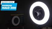 Wistream Halo 300 環形燈 - 快速查看