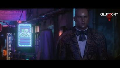 Hitman 3 - Season of Gluttony Trailer