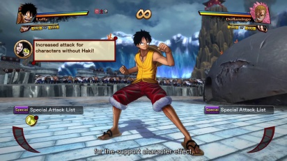 One Piece: Burning Blood - Advanced Gameplay 1 Developer Diary