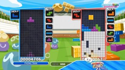 Puyo Puyo Tetris - Perfect Clear Tutorial