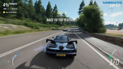 《極限競速4》- E3 Gameplay