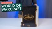 《魔獸世界》-15 週年版本開箱