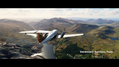 Microsoft Flight Simulator - United Kingdom & Ireland World Update Trailer