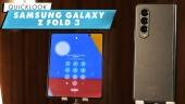 三星 Galaxy Z Fold3 - 快速查看