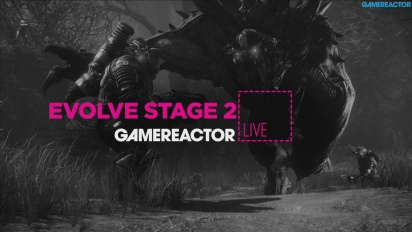 Evolve: Stage 2 - Livestream Replay