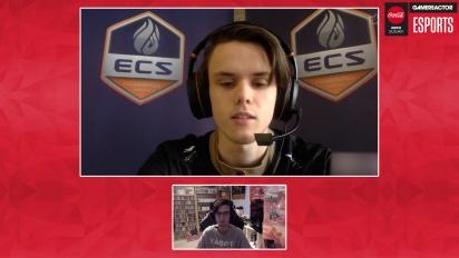 ECS 第六季決賽 - REZ 訪談