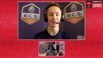 ECS 第六季決賽 - CadiaN 訪談