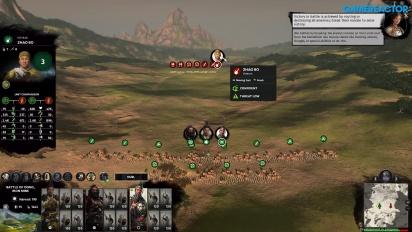 《全軍破敵:三國》- 戰役 Gameplay