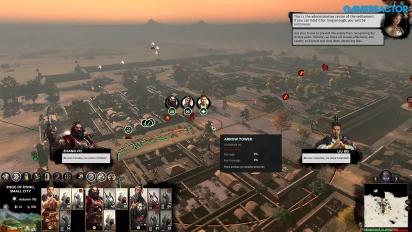 《全軍破敵:三國》- 圍城戰 Gameplay