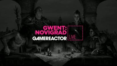 Gwent: Novigrad - Livestream Replay