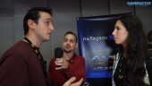 Nware 在娛樂與嚴肅遊戲節 - Begoña Fernández-Cid & Daniel Olmedo 訪談