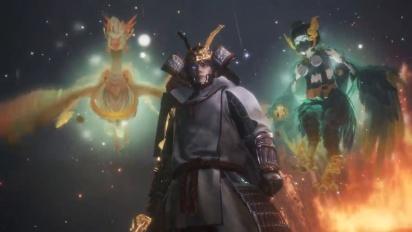 Nioh 2: The Tengu's Disciple - DLC Trailer
