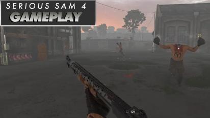 《重裝武力4》- Gameplay 2