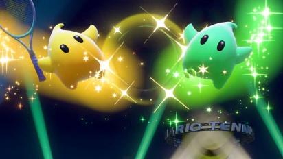 Mario Tennis Aces - Pauline, Luma and Boom Boom