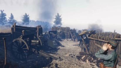 Tannenberg - Bulgaria Teaser Trailer