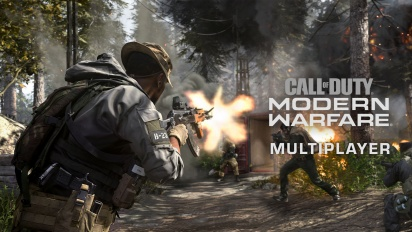 《決勝時刻:現代戰爭》- 多人玩家模式(贊助#2)