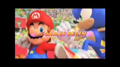Mario & Sonic at the Olympic Games - Go For the Gold Trailer
