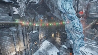 Quake Champions - Winter Celebration Update