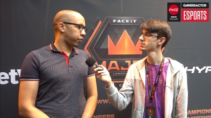 Faceit Major 賽事 - James Bardolph 訪談