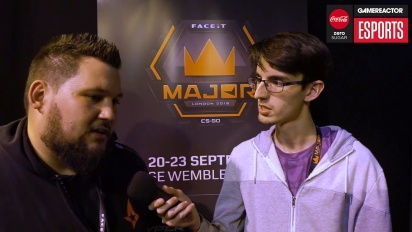 Faceit Major 賽事 - Zonic 訪談