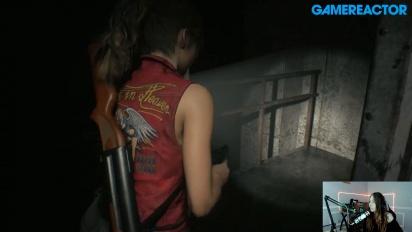 《惡靈古堡2》遊戲後期 - 直播重播