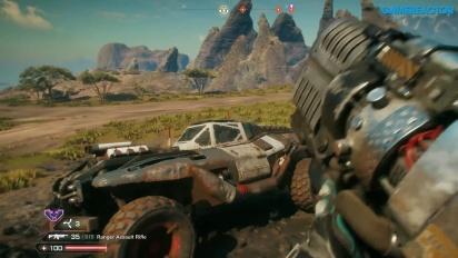 《狂怒煉獄2》- 前30分鐘PC版遊戲實機操作影片