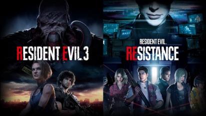 Resident Evil 3 & Resident Evil Resistance - Demo Announcement