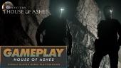《黑相集:灰冥界》- Demo 遊玩實機操作