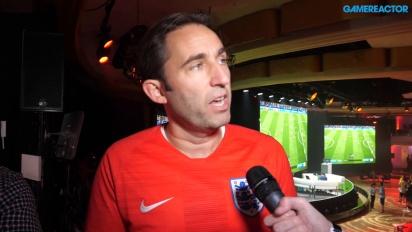 《FIFA 19》- Matthew Prior 與 Sam Rivera 訪談