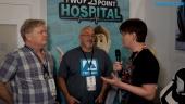 《二點醫院》- Gary Carr & Mark Webley 訪談