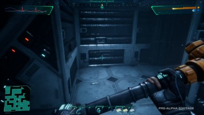 System Shock Remake - Medical Level Full Gameplay