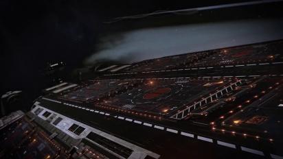 Elite Dangerous - Fleet Carrier Teaser